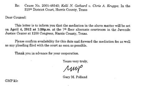Divorce Mediation Letter Who Gets To Use The Courthouse For Paid Mediations Offices Of Greg Enos