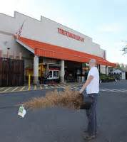 home depot christmas tree return policy tnt builds home depot s plant return policy