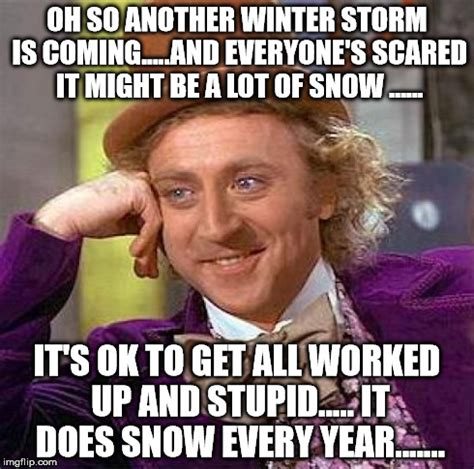 Snow Storm Meme - winter storm memes image memes at relatably com