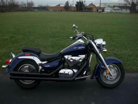 2005 Suzuki C90 Boulevard 2005 Suzuki Boulevard C90t Cruiser For Sale On 2040 Motos