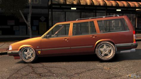 volvo  wentworth  ridiculous drift turbobrick  gta