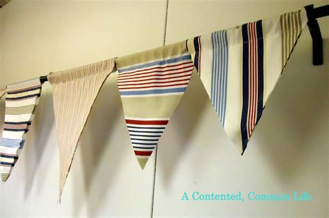 pennant curtains a contented common life photo glimpse of what we ve been