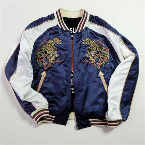 Jaket Parka Zen Floren 1 21 best images about sukajan bomber jackets on souvenirs vintage and embroidery