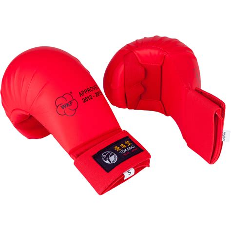 Venum Karate Glove Wkf Approved Blue tokaido wkf approved sparring mitts mikado martial arts supplies