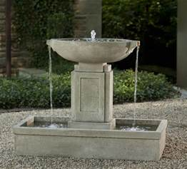 Water Fountain For Patio by Austin Outdoor Water Fountain Outdoor Fountains And