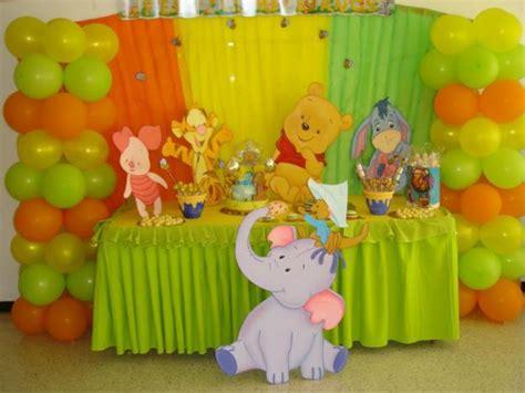imagenes de fiestas infantiles de winnie pooh decoracion infantil de winnie pooh bebe