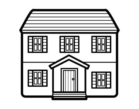 imagenes de casas lindas para dibujar todo los bonitos dibujos de casas para ni 241 os para colorear