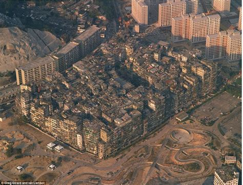 The Place On Earth City Of Darkness The Most Densely Populated Place On Earth Zdnet