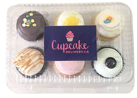 Cupcake Delivery by Build Your Own Cupcake Gift Toronto Cupcake Delivery Ca