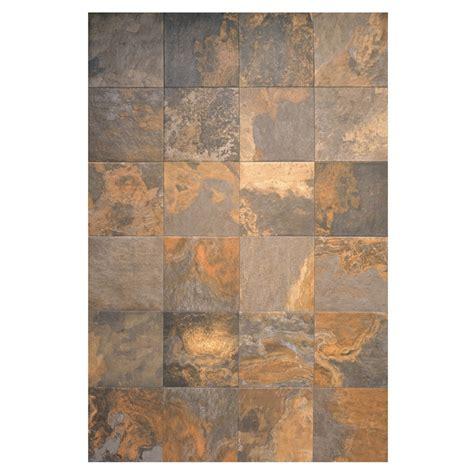 top 28 slate tile lowes shop style selections sedona