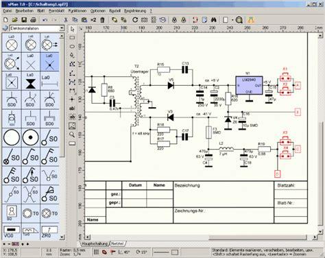 zeichenprogramm haus schaltplan die passende software freeware de