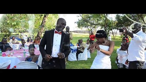 Best Zambian Wedding Intro    YouTube
