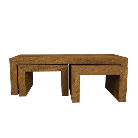 Range Coffee Table Buy Amaani Furnitures Contemporary Range Coffee Table Set Sh20160108 In India