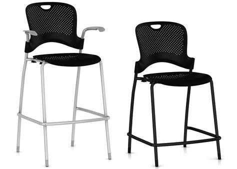 herman miller bar stools caper stacking stool by herman miller