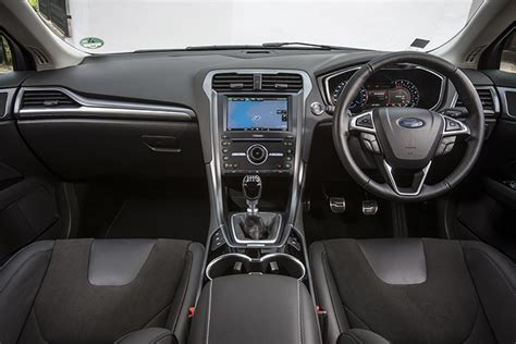New Ford Mondeo Interior by New Ford Mondeo Tc Harrison Ford New Cars