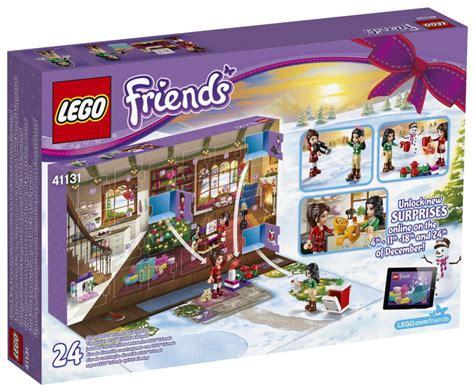 Calendrier De L Avent 2017 Lego Lego Saisonnier 41131 Pas Cher Le Calendrier De L Avent