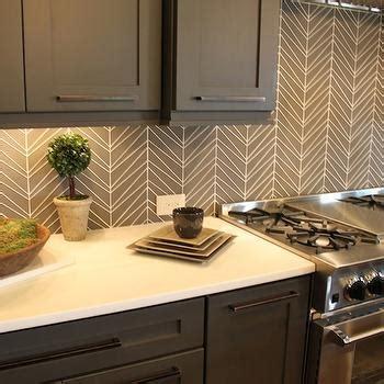 Geometric tile backsplash design decor photos pictures ideas inspiration paint colors