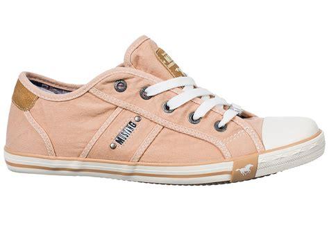 Mustang Sneaker Damen by Mustang Shoes Damen Schuhe Damenschuhe Halbschuhe Sneakers