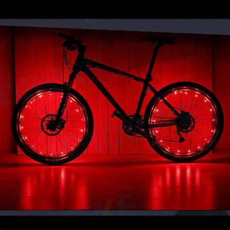 Bike Tire Lights by 2pcs Wheel Brightz Waterproof Led Light Bicycle Tire Safety Bike Lights