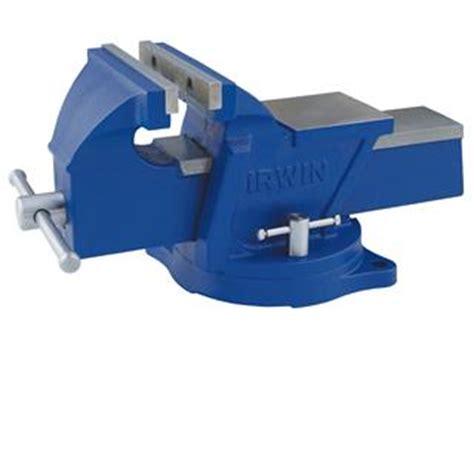irwin bench vise mechanics vises tools irwin tools