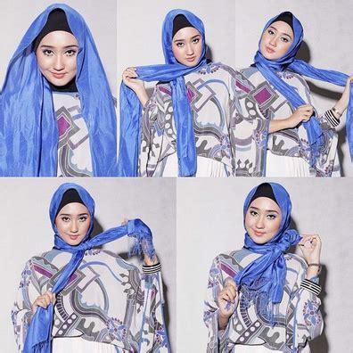 tutorial hijab dian pelangi terbaru contoh tutorial hijab style dian pelangi terbaru 2016