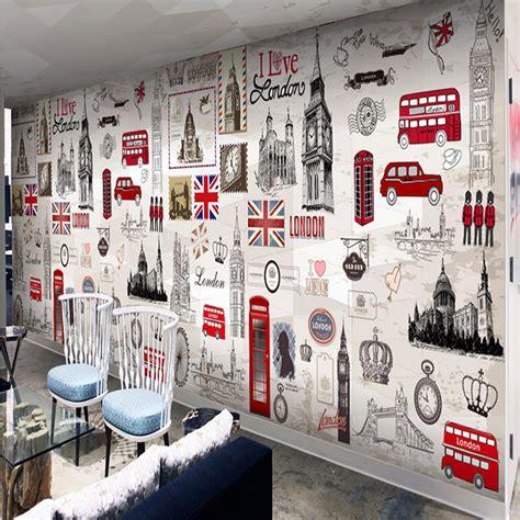 wallpaper for walls london londres mural papel de parede popular buscando e comprando