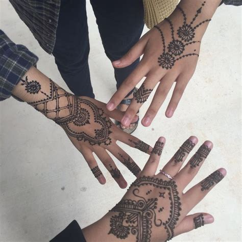 best henna tattoos tumblr easy henna designs makedes
