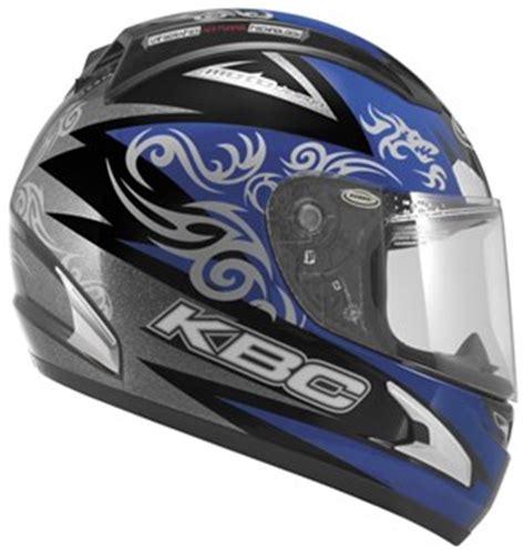 Kbc Blue Black kbc rr helmet blade 2 blue black silver