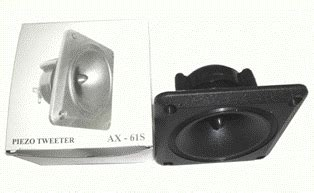 Audax Ax 55 tong electrical centre tweeters
