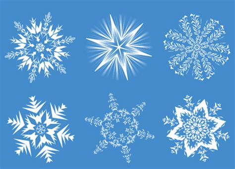 snowflake patterns cool blue snowflake png new calendar template site