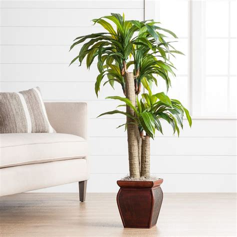 floor plants home decor artificial flowers plants home accents home decor target