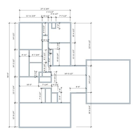 draw a floor plan in sketchup from field measurements draw house floor plans sketchup thefloors co
