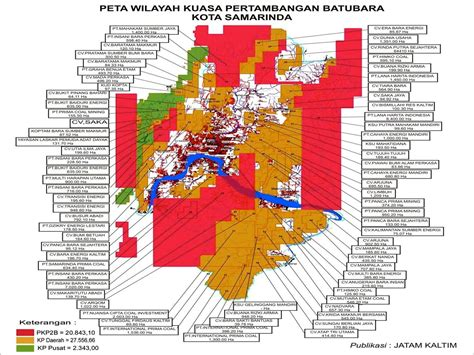Bibit Ikan Nila Kabupaten Kutai Kartanegara Kalimantan Timur batubara emas hitam yang sarat permasalahan mongabay co id