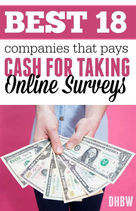 Money Survey Sites - did you know you could make money from home taking online