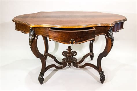 Table Violon by Table Violon Weil Antiquaire