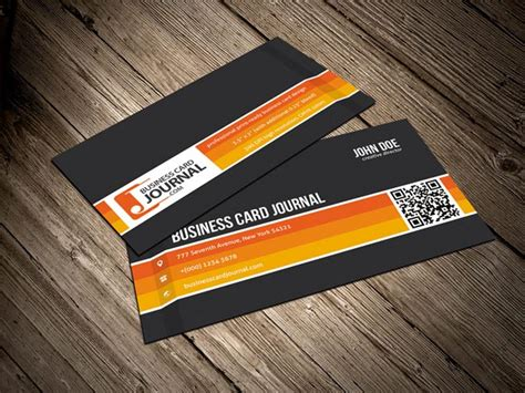 hardware store business card template 55 free creative business card templates designmaz