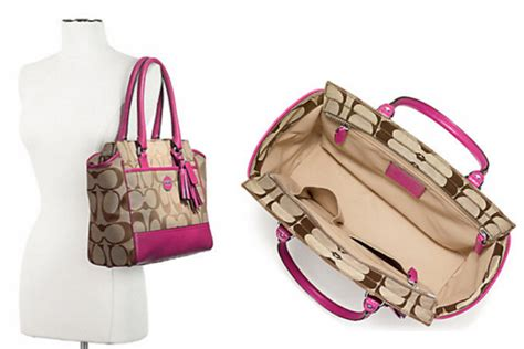 Purse Giveaway - giveaway coach purse 348 value 1 raining hot coupons reader will win