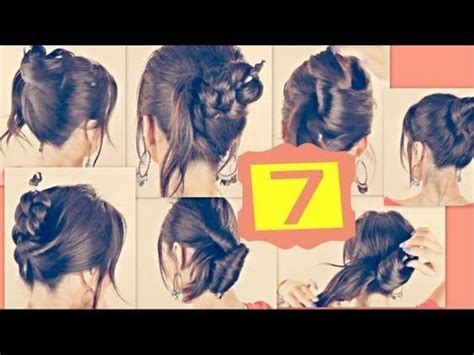 plaiting hair using chopsticks 7 easy hairstyles with just a pencil long hair tutorial