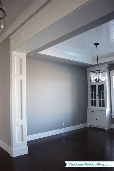 Formal Dining Room With Doors Best 25 Craftsman Trim Ideas On Craftsman