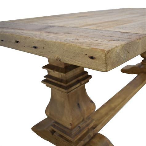 restoration hardware salvaged wood table 63 restoration hardware restoration hardware
