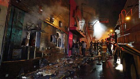 station nightclub fire victims fire rips through crowded brazil nightclub killing 233