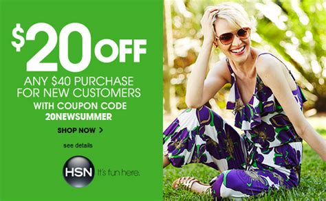 Hot 20 Off 40 Hsn Purchase 50 Hsn Gift Card Giveaway - hsn coupon codes 20 off your 40 purchase new customers 10 off 50 all customers
