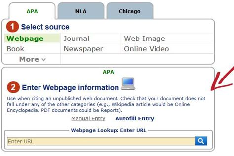 apa format maker online apa citation generator or reference generator tools