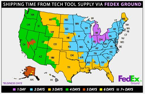 fedex ground map cable and satellite tools distributor of tools for catv satellite home theater security