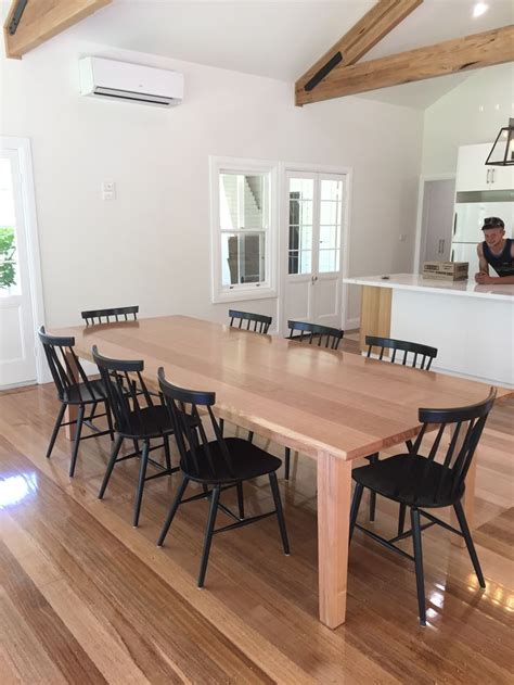 timber and glass dining table best 25 timber dining table ideas on glass