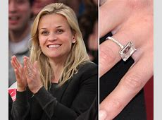 The 23 most beautiful and expensive engagement rings of ... Reese Witherspoon Ex Husband