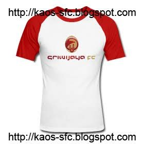 Kaos Putih Anonymous kaos sriwijaya fc edisi quot merah putih quot sriwijaya fc