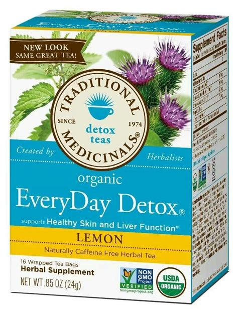 Everyday Detox Tea by Everyday Detox Drink Me