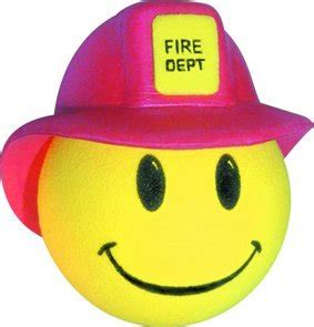 happy smiley fireman helmet car aerial antenna topper one p p charge no matter how