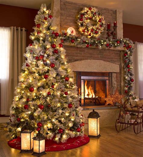 next christmas trees with lights navidad ideas planos decoracion navide 241 a 2018 imagenes navidena decoraciones navidenas ewasda